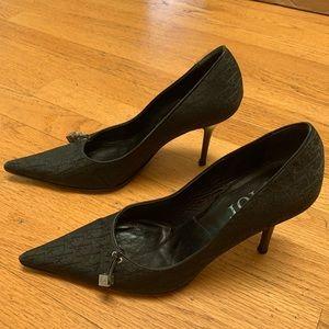 Vintage Dior Kitten Heels